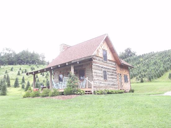 Boyd Mountain Log Cabins Picture