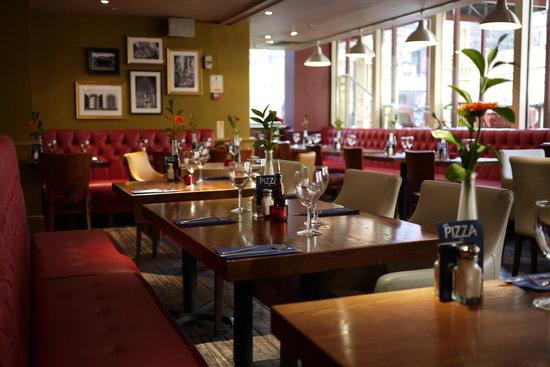 Italian Restaurants Near The Shard London