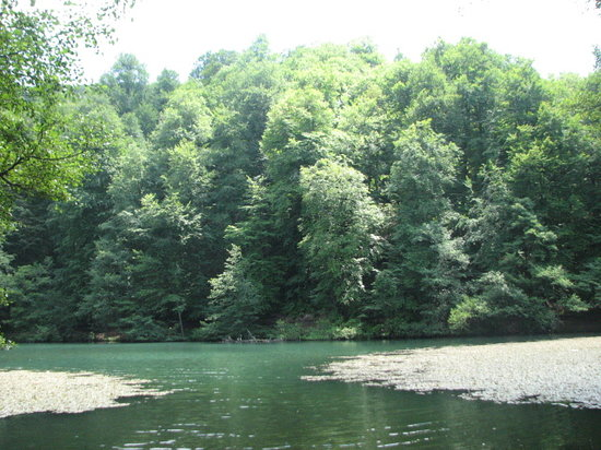 Yedigoller National Park: The Lake