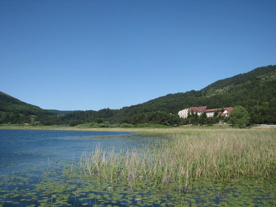 Bolu, Turquía: The Lake