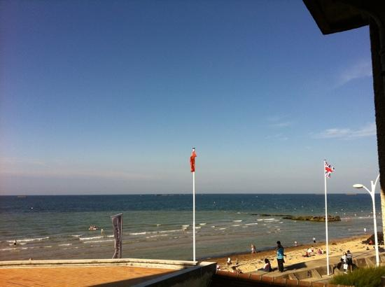 Arroplace: view from the room, a bargain at 73eur
