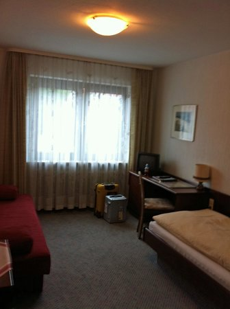Hotel Garni Kupferhammer : Room