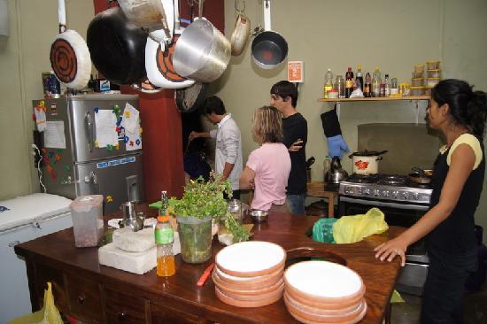 Yellow River: Preparation du Cafe