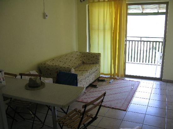 Sarigul Apartments: Main room