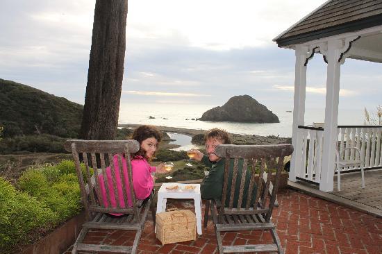 The Elk Cove Inn & Spa: picnic