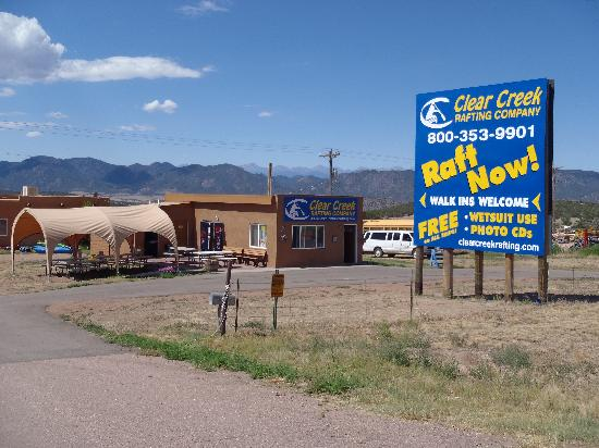 Clear Creek Rafting Company