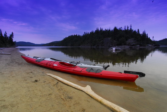Pukaskwa National Park: Hattie Cove is the perfect spot to start the kayak trip of a lifetime.