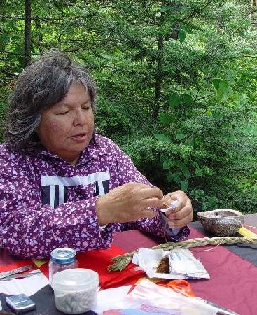Pukaskwa National Park: Learn local traditions with an Anishinaabe elder.