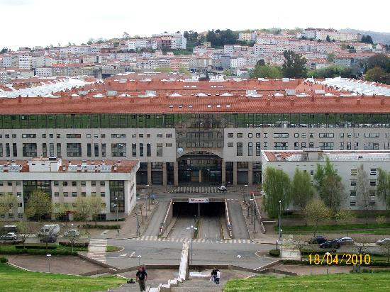Complejo area central desde el parque carlomagno photo - Hotel exe central ...