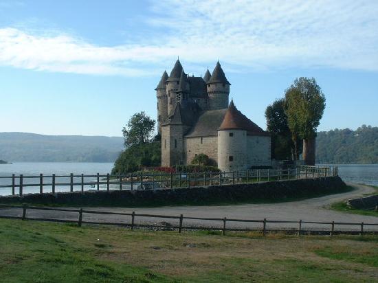 Bort-les-Orgues, France: Château de val