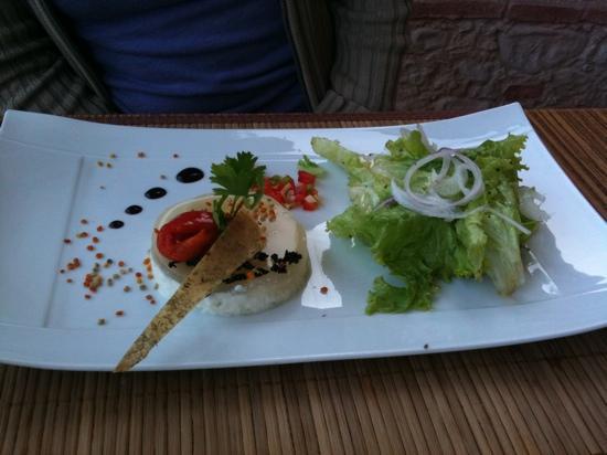 Restaurant de l'Auberge du Vigneron : Die Einladung
