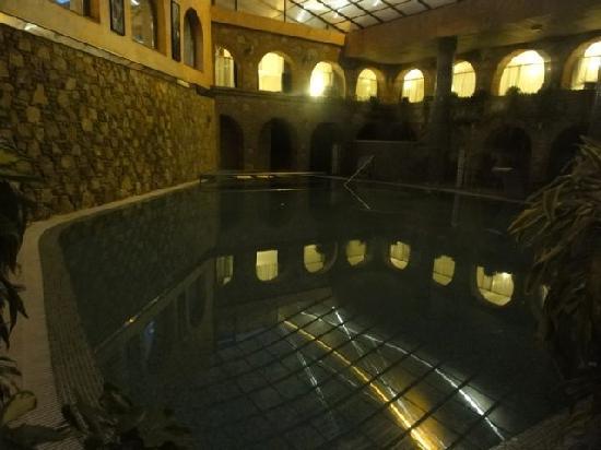 Abadia de Los Templarios: Piscina SPA