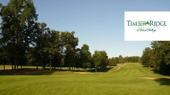 Timber Ridge Golf Course: A great place to golf Timber Ridge Golf Club East Lansing