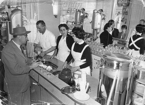 Santin Eis: Eidiele Santin 1954