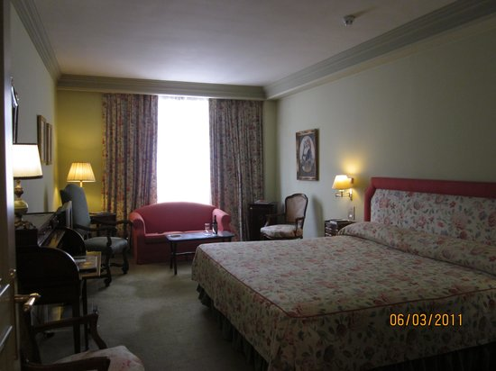 Hotel Orfila: Our deluxe room