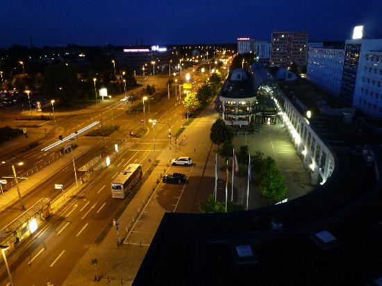 Cottbus, Deutschland: Nice view from 8th floor