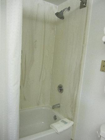 Holiday Inn Express & Suites Atlanta N-Perimeter Mall Area: Bathroom