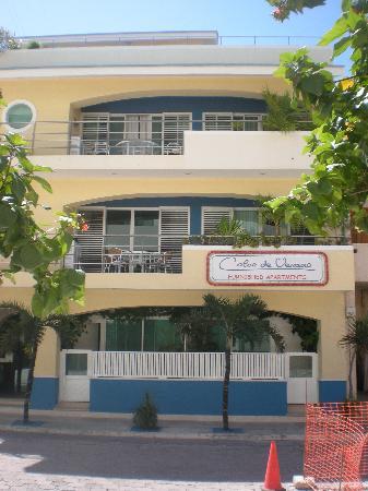 Color de Verano Village Apartments: front of building