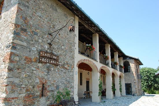 Drezzo, Italien: the farmhouse B&B