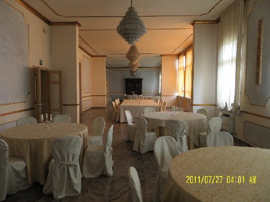 Porto Viro, Włochy: sala da pranzo