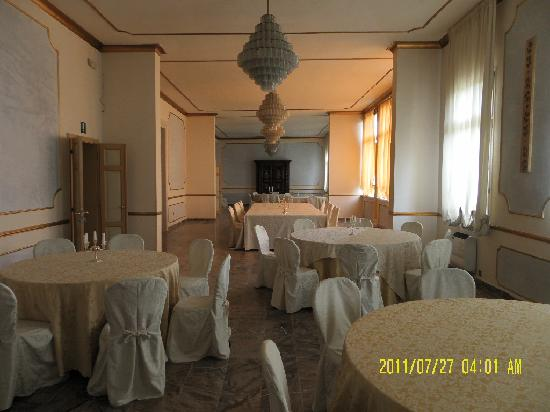 Porto Viro, Italy: sala da pranzo
