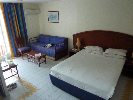Le Manganao Hotel Club Paladien: chambre