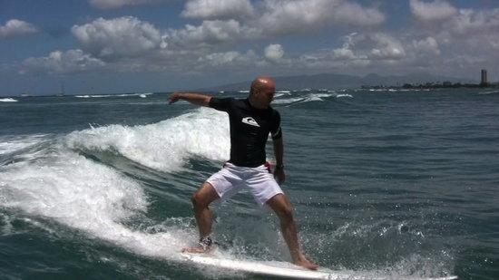 Ty Gurney Surf School: SO much fun!