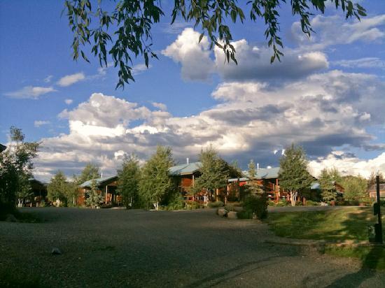 Fireside Inn & Cabins: Cabins