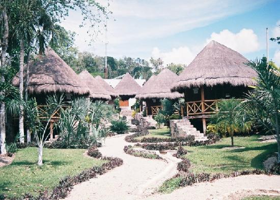Foto de kuuch kaanil villas eco romanticas bacalar for Villas wayak bacalar