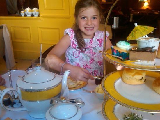 The Goring: Goring Tea