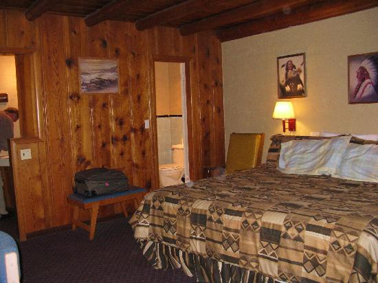 Redrock Country Inn: Double bed room