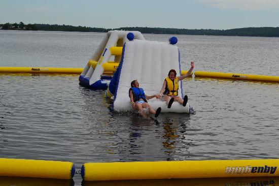 Elmhirst's Resort: Coolin' down!