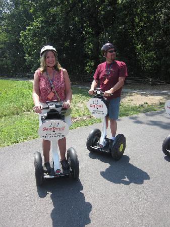 Segway Tours of Gettysburg (SegTours, LLC): Segwaying our way around the National Park!