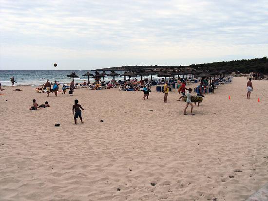 Protur Biomar Gran Hotel & Spa: Sa Coma Beach