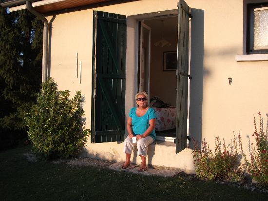 Hotel Les Epingliers : Relax at end of a long day