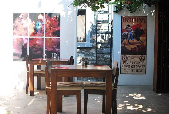 La Pasion Restaurant : 4