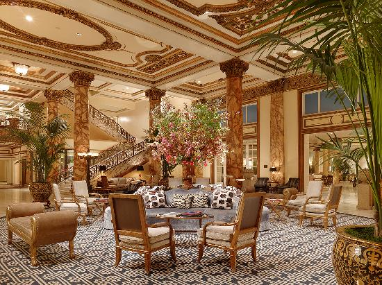Fairmont San Francisco Room Service