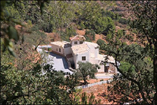 Casa Rural Cortijo Valavero: cortijo