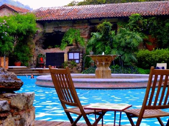 Casa Santo Domingo Pool