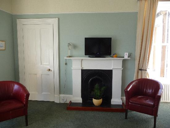 Kilronan House: other side of our room