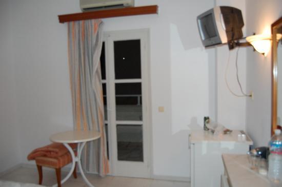 Argo Hotel: Room