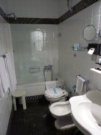 Hotel Mascagni : Bathroom