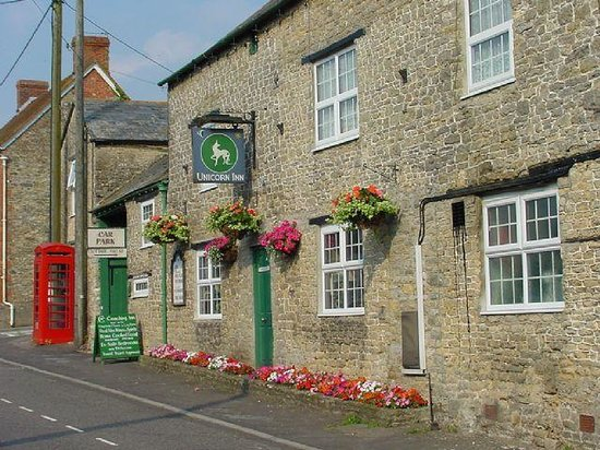 Wincanton, UK: Unicorn Inn