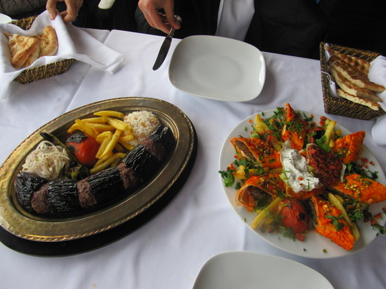 Omar Cafe & Restaurant: try these!