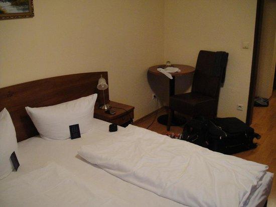 City Hotel Frankfurt: single room