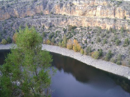 Parque Natural Hoces del Río Duratón: Las Hoces del Duratón, Segovia