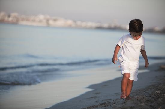Hotel Entremares: Playa