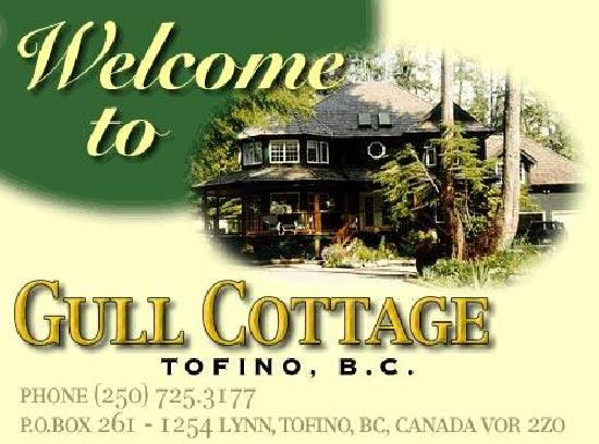 Gull Cottage Bed & Breakfast