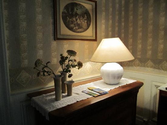 Chateau de Juvigny: Room Nathalie