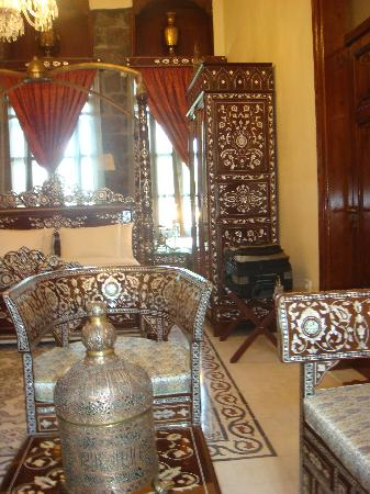 Afnan Charming Hotel: Zanobia suite